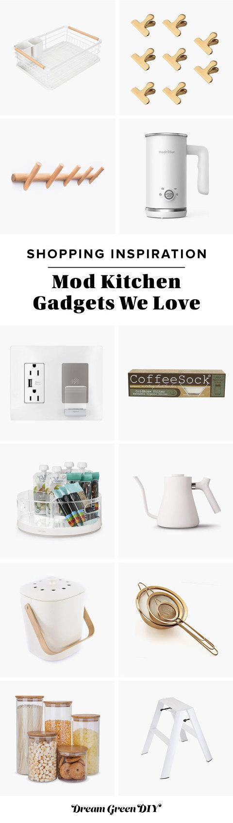 Mod Kitchen Gadgets We Love
