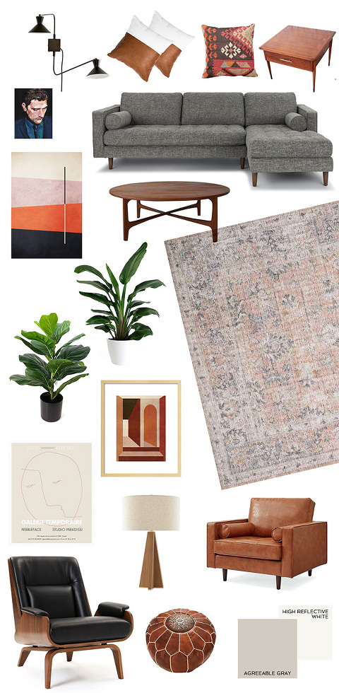 My Tips For Choosing New Furniture | dreamgreendiy.com + @inmod #ad
