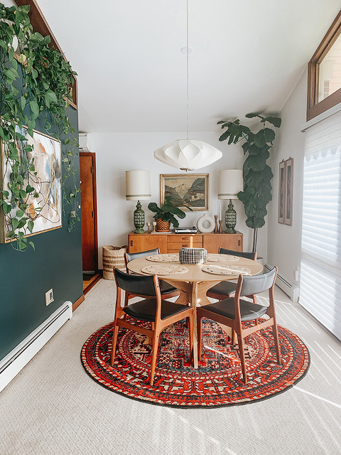 Budget-Friendly Living Room Curtains